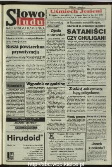 Słowo Ludu 1995, XLV, nr 270 (Nad Wisłą i Kamienną)