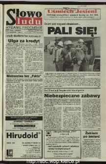 Słowo Ludu 1995, XLV, nr 270 (radomskie)