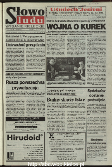 Słowo Ludu 1995, XLV, nr 270