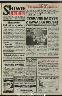 Słowo Ludu 1995, XLV, nr 271 (Nad Wisłą i Kamienną)