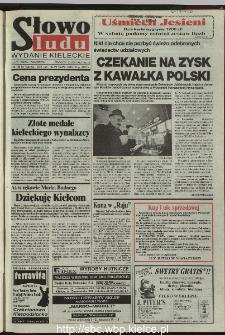 Słowo Ludu 1995, XLV, nr 271