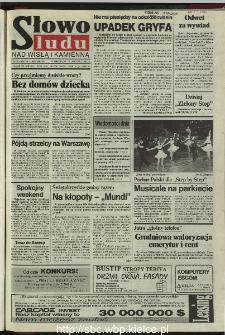 Słowo Ludu 1995, XLV, nr 274 (Nad Wisłą i Kamienną)