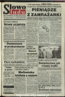 Słowo Ludu 1995, XLV, nr 275