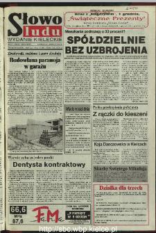 Słowo Ludu 1995, XLV, nr 277