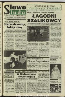 Słowo Ludu 1995, XLV, nr 279 (Nad Wisłą i Kamienną)