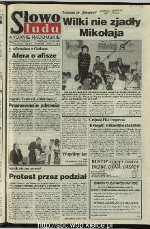 Słowo Ludu 1995, XLV, nr 280 (radomskie)