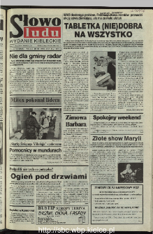 Słowo Ludu 1995, XLV, nr 280