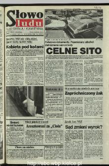 Słowo Ludu 1995, XLV, nr 282 (Nad Wisłą i Kamienną)