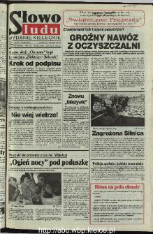 Słowo Ludu 1995, XLV, nr 283