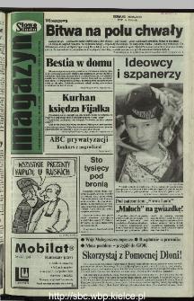 Słowo Ludu 1995, XLV, nr 284 (magazyn)
