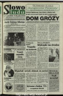 Słowo Ludu 1995, XLV, nr 285