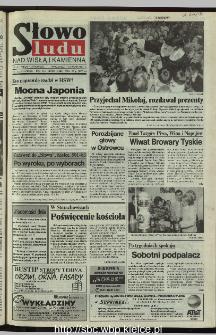 Słowo Ludu 1995, XLV, nr 286 (Nad Wisłą i Kamienną)