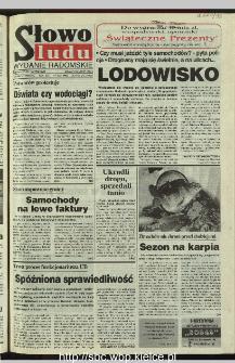 Słowo Ludu 1995, XLV, nr 288 (radomskie)