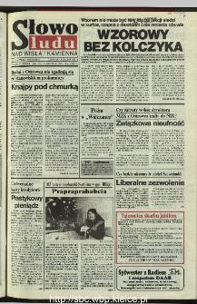 Słowo Ludu 1995, XLV, nr 289 (Nad Wisłą i Kamienną)