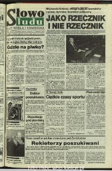 Słowo Ludu 1995, XLV, nr 291 (Nad Wisłą i Kamienną)
