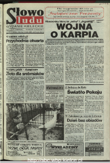 Słowo Ludu 1995, XLV, nr 292