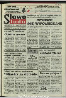 Słowo Ludu 1995, XLV, nr 293 (Nad Wisłą i Kamienną)