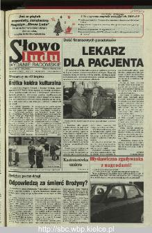 Słowo Ludu 1995, XLV, nr 294 (radomskie)