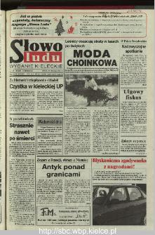 Słowo Ludu 1995, XLV, nr 294