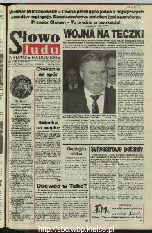 Słowo Ludu 1995, XLV, nr 295 (radomskie)