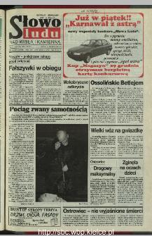 Słowo Ludu 1995, XLV, nr 297 (Nad Wisłą i Kamienną)