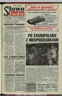 Słowo Ludu 1995, XLV, nr 297 (radomskie)