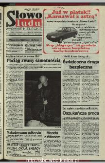 Słowo Ludu 1995, XLV, nr 297