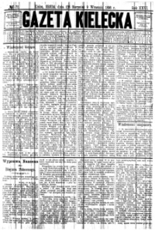 Gazeta Kielecka, 1896, R.27, nr 102