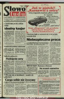 Słowo Ludu 1995, XLV, nr 298 (Nad Wisłą i Kamienną)