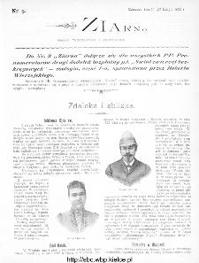 Ziarno : pismo tygodniowe ilustrowane 1902, nr 9