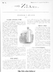 Ziarno : pismo tygodniowe ilustrowane 1902, nr 11