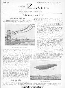Ziarno : pismo tygodniowe ilustrowane 1902, nr 50