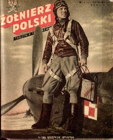 Żołnierz Polski : tygodnik ilustrowany : organ Ministerstwa Obrony Narodowej, 1945, nr 6