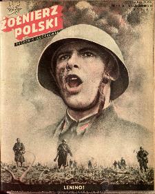 Żołnierz Polski : tygodnik ilustrowany : organ Ministerstwa Obrony Narodowej, 1945, nr 7
