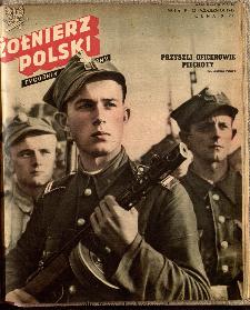 Żołnierz Polski : tygodnik ilustrowany : organ Ministerstwa Obrony Narodowej, 1945, nr 8
