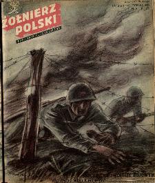 Żołnierz Polski : tygodnik ilustrowany : organ Ministerstwa Obrony Narodowej, 1945, nr 10