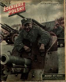 Żołnierz Polski : tygodnik ilustrowany : organ Ministerstwa Obrony Narodowej, 1945, nr 13