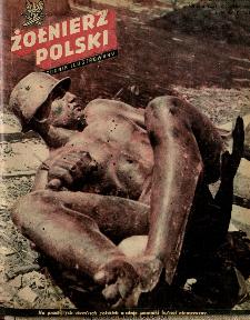 Żołnierz Polski : tygodnik ilustrowany : organ Ministerstwa Obrony Narodowej, 1945, nr 14