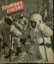 Żołnierz Polski : tygodnik ilustrowany : organ Ministerstwa Obrony Narodowej, 1946 nr 2