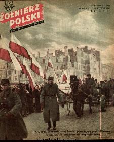 Żołnierz Polski : tygodnik ilustrowany : organ Ministerstwa Obrony Narodowej, 1946 nr 4