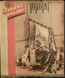 Żołnierz Polski : tygodnik ilustrowany : organ Ministerstwa Obrony Narodowej, 1946 nr 9