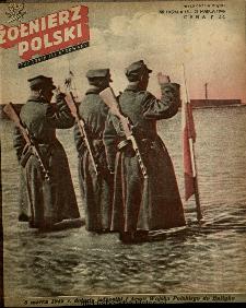 Żołnierz Polski : tygodnik ilustrowany : organ Ministerstwa Obrony Narodowej, 1946 nr 10