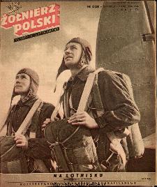 Żołnierz Polski : tygodnik ilustrowany : organ Ministerstwa Obrony Narodowej, 1946 nr 12