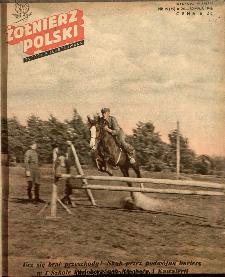 Żołnierz Polski : tygodnik ilustrowany : organ Ministerstwa Obrony Narodowej, 1946 nr 19