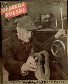 Żołnierz Polski : tygodnik ilustrowany : organ Ministerstwa Obrony Narodowej, 1946 nr 22