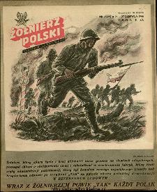 Żołnierz Polski : tygodnik ilustrowany : organ Ministerstwa Obrony Narodowej, 1946 nr 23