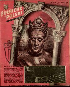 Żołnierz Polski : tygodnik ilustrowany : organ Ministerstwa Obrony Narodowej, 1946 nr 26