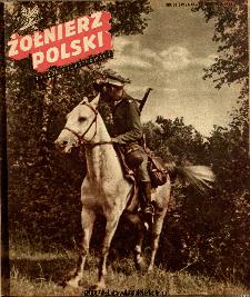 Żołnierz Polski : tygodnik ilustrowany : organ Ministerstwa Obrony Narodowej, 1946 nr 31
