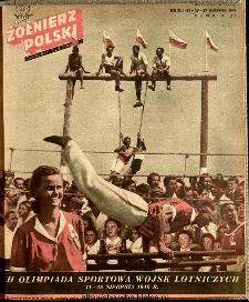 Żołnierz Polski : tygodnik ilustrowany : organ Ministerstwa Obrony Narodowej, 1946 nr 32
