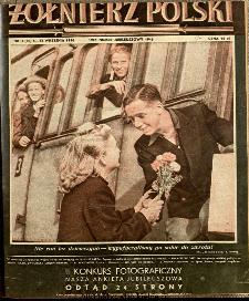 Żołnierz Polski : tygodnik ilustrowany : organ Ministerstwa Obrony Narodowej, 1946 nr 34